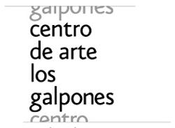 galpones centro de arte los galpones centro