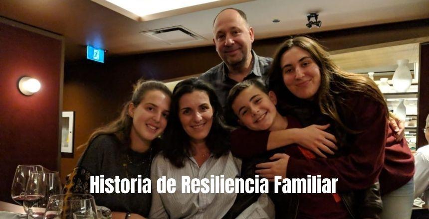 Historia de resiliencia